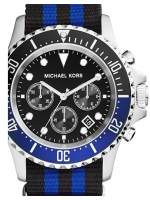 Ceas: Michael Kors MK8398 Everest Chronograph 45mm 10ATM