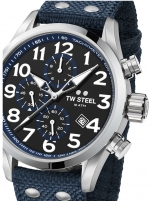 Ceas: Ceas barbatesc TW-Steel VS34 Volante Cronograf  48mm 10ATM
