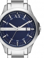 Ceas: Ceas barbati Armani Exchange AX2132 Hampton 46mm 5ATM