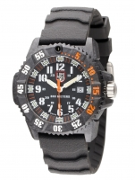 Ceas: Ceas barbatesc Luminox XS.3801.C Master Carbon Seal SET ( CUREA SILICON + NYLON ) 46mm 30ATM