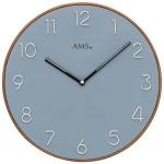 Ceas: Ceas de perete AMS 9564  modern - Serie: AMS Design