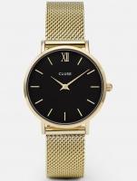 Ceas: Ceas de dama Cluse CL30012 Minuit  33mm 3ATM