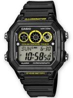 Ceas: Ceas barbatesc Casio AE-1300WH-1AVEF Collection Cronograf 10 ATM 42 mm