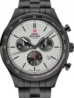 Ceas: Ceas barbatesc Swiss Military SM34081.05 Cronograf 42mm 10ATM