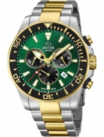 Ceas: Ceas barbatesc Jaguar J862/3 Executive Cronograf Diver 44mm 20ATM