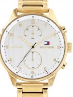 Ceas: Ceas barbatesc Tommy Hilfiger 1791576 Chase  44mm 5ATM