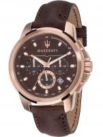 Ceas: Ceas barbatesc Maserati R8871621004 Successo Cronograf 44mm 5ATM