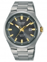 Ceas: Ceas barbatesc Pulsar PX3215X1 Solar  39mm 10ATM