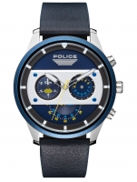 Ceas: Ceas barbatesc Police PL15411JSTBL.03 Vesterbro Cronograf 49mm 5ATM