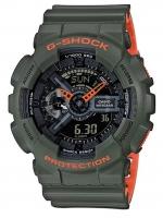 Ceas: Ceas barbatesc Casio GA-110LN-3AER G-Shock  51mm 20ATM