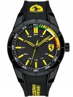 Ceas: Ceas barbatesc Scuderia Ferrari 0830302 RedRev 43mm 3ATM