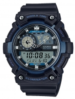 Ceas: Ceas barbatesc Casio AEQ-200W-2AVEF Collection  51mm 10ATM