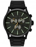 Ceas: Ceas barbatesc Nixon A386-1042 Sentry Chrono 42mm 10ATM