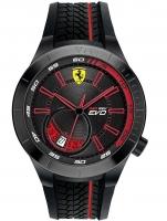 Ceas: Ceas barbatesc Scuderia Ferrari 0830339 RedRev Evo 46mm 5ATM