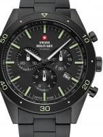 Ceas: Ceas barbatesc Swiss Military SM34079.03 Cronograf 43mm 10ATM
