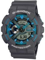 Ceas: Ceas barbatesc Casio GA-110TS-8A2ER G-SCHOCK 20 ATM 51 mm