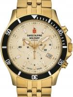 Ceas: Ceas barbatesc Swiss Alpine Military 7022.9111 cronograf 42mm 10ATM