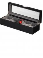 Ceas: Cutieceasuri Rothenschild Uhrenbox RS-3490-5BL pentru 5 bucati