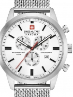 Ceas: Ceas barbatesc Swiss Military Hanowa 06-3308.04.001 Classic Chrono 44mm 10ATM