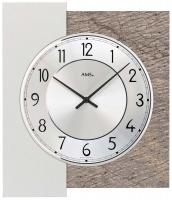 Ceas: Ceas de perete AMS 9580 modern - Serie: AMS Design