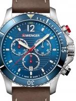 Ceas: Ceas barbatesc Wenger 01.0643.116 Seaforce Cronograf 43mm 20ATM