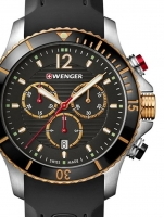 Ceas: Ceas barbatesc Wenger 01.0643.112 Seaforce Chrono. 43mm 20ATM