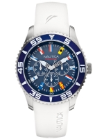 Ceas: NAUTICA NST 07 Flag A12629G Multifunction 44 mm 10 ATM