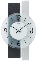 Ceas: Ceas de perete AMS 9555  modern - Serie: AMS Design