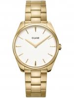 Ceas: Ceas de dama Cluse Féroce CW0101212005  36mm 5ATM