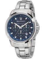 Ceas: Ceas barbatesc Maserati R8873621002 Successo Cronograf 44mm 5ATM