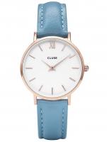 Ceas: Ceas de dama Cluse CL30046 Minuit  33mm 3ATM
