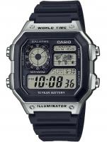 Ceas: Ceas barbatesc Casio AE-1200WH-1CVEF  42mm 10ATM