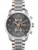 Ceas: Ceas barbatesc Hugo Boss 1513789 Skymaster Cronograf 44mm 5ATM