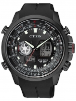 Ceas: Ceas barbatesc Citizen Eco-Drive Promaster Sky GMT JZ1065-05E 46 mm 200M