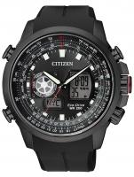 Ceas: Ceas barbatesc Citizen Eco-Drive Promaster Sky GMT JZ1065-05E 46 mm 200M