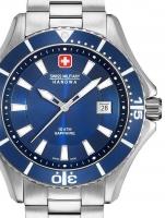 Ceas: Ceas barbatesc Swiss Military Hanowa 06-5296.04.003 Nautila  46mm 10ATM