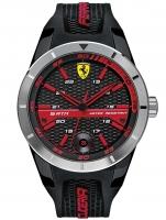 Ceas: Ceas barbatesc Scuderia Ferrari 0830253 Red Rev T 44mm 3ATM