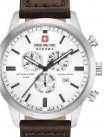 Ceas: Ceas barbatesc Swiss Military Hanowa 06-4308.04.001 Klassik Cronograf 44mm 10ATM