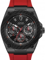 Ceas: Guess W1049G6 Legacy Herren 45mm 10ATM