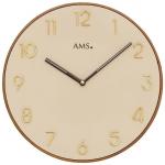Ceas: Ceas de perete AMS 9563 modern - Serie: AMS Design