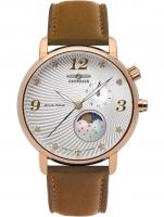Ceas: Ceas de dama Zeppelin 7639-4 Fazele lunii 35mm 5ATM