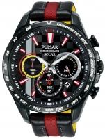 Ceas: Ceas barbatesc Pulsar PZ5081X1 Solar M-Sport  Limited Cronograf  44mm 10ATM