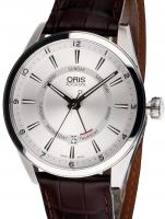 Men watch Oris 0175576914051-0752180FC Artix Autom 42mm 10ATM 00fe21bfa93