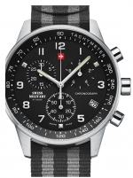 Ceas: Ceas barbatesc Swiss Military SM34012.14 Chrono 41mm 5ATM