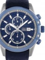 Ceas: Ceas barbatesc Cerruti CRA23503 Valdaone Cronograf 48mm 10ATM