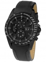 Ceas: Ceas barbati Jacques Lemans 1-1635C Liverpool  Chrono 46mm 10ATM