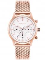 Ceas: Ceas de dama GANT GTAD08200499I Bradford Cronograf  38mm 5ATM