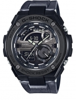 Ceas: Ceas barbatesc Casio GST-210M-1AER G-Shock 53mm 20ATM