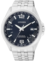 Ceas: Ceas barbatesc Citizen Eco-Drive Elegant CB0010-88L 43 mm 100M