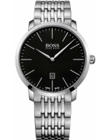 Ceas: Ceas barbatesc Hugo Boss 1513259 Swiss-Made 42mm 3ATM Saphir